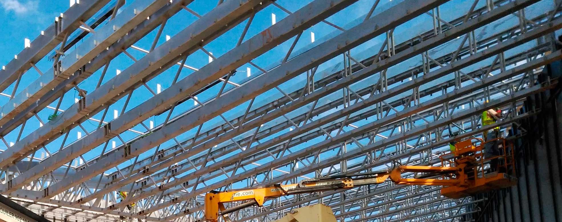Estructura metálica Jose Carlos Espinosa